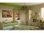 """Мебель для детской комнаты """"Джунгли зовут"""""""