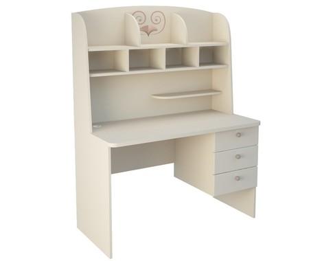"""Детский стол для школьника с надстройкой """"Capri"""""""